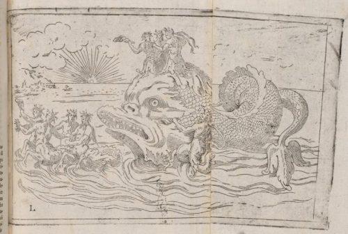 Image de monstre marin.
